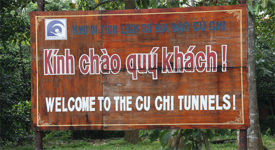 Cu Chi Tunnel Half Day (Small Group)