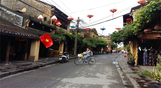 Hoi An set to become a bicycle city